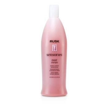 Rusk Shampoo Sensories Moist Girassol e Apricot Hydrating   1000ml/33.8oz