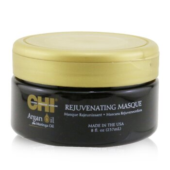 CHI Argan Oil Plus Moringa Oil Mascarilla Rejuvenecedora  237ml/8oz