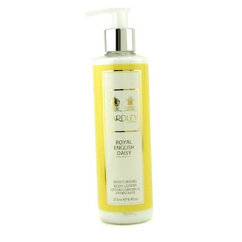 Yardley Royal English Daisy Moisturising Body Lotion  250ml/8.4oz