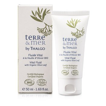 Thalgo Terre & Mer Vitalt Vann med Organisk Olivenblad  50ml/1.69oz