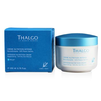 Thalgo Intensive Nutrition Cream (For Dry Skin)  200ml/6.76oz