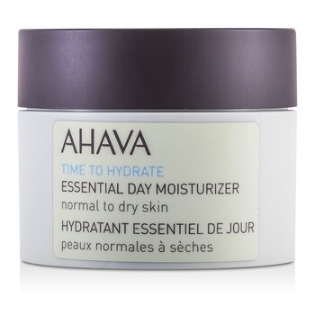 Ahava Time To Hydrate Essential Hidratante Día ( Piel Normal/Seca ) 800150  50ml/1.7oz