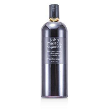 ジョンマスターオーガニック L&Rシャンプー(ラベンダーローズマリー) シャンプー  1035ml/35oz