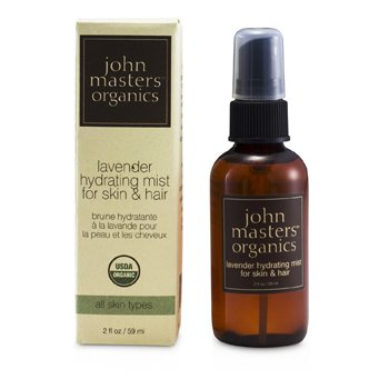 John Masters Organics Lavender Bruma Hidratante Cabello y Piel  59ml/2oz