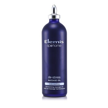Elemis De-Stress Massage Oil  100ml/3.4oz