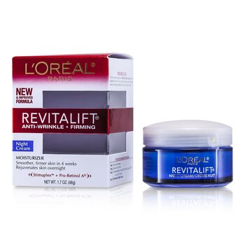L'Oreal Skin Expertise RevitaLift Complete Crema Noche  48g/1.7oz