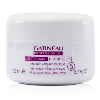 Gatineau Melatogenine Futur Plus Máscara Raciancia anti arrugas ( Tamaño Salón )  200ml/6.7oz