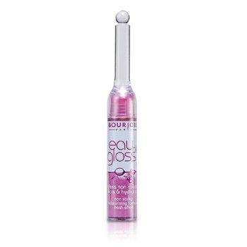 Bourjois Eau De Gloss Moisturising Lip Gloss - # 12 Maka Frappe  7ml/0.2oz
