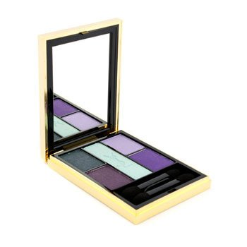 Yves Saint Laurent Ombres 5 Lumieres (5 Colores Harmonía Ojos) - No. 11 Midnight Garden  8.5g/0.29oz