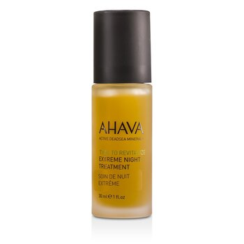 Ahava Time To Revitalize Extreme Night Treatment  30ml/1oz