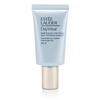 Estee Lauder DayWear Sheer Tint Release Advanced Multi-Protection Antioxidant Hidratante protección antioxidante SPF 15  50ml/1.7oz