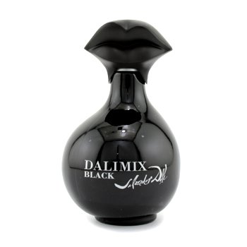 Salvador Dali Dalimix Black Eau De Toilette Spray  100ml/3.4oz