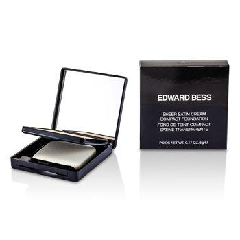 Edward Bess Base Compacta en Crema Satín Puro - #01 Light  5g/0.17oz