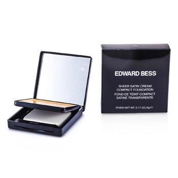 Edward Bess Base Compacta en Crema Satín Puro - #03 Nude  5g/0.17oz