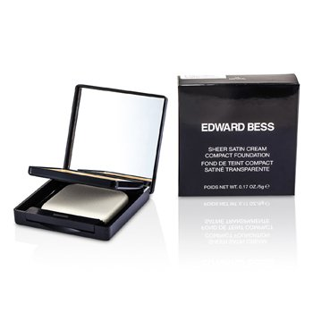 Edward Bess Sheer Satin Cream Compact Foundation - #05 Natural  5g/0.17oz