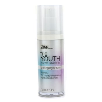 Bliss The Youth As We Know It Anti-Aging Serum  30ml/1oz