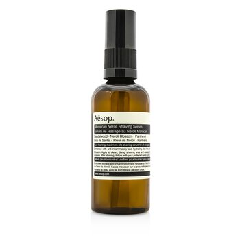 Aesop Serum pós barba Moroccan Neroli  100ml/3.3oz