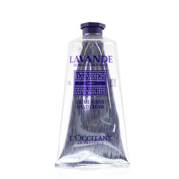 L'Occitane Lavender Harvest Hand Cream ( Kemasan Baru )  75ml/2.6oz