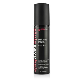 Sexy Hair Concepts Style Sexy Hair Molding Paste Pasta Escultora Flexible  100ml/3.4oz