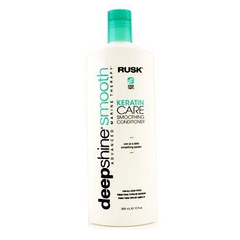 Rusk Deepshine Smooth Keratin Care Düzleştirici Saç Kremi  355ml/12oz