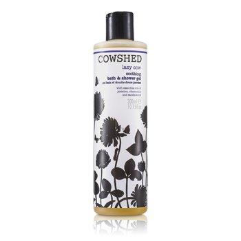 Cowshed Gel de banho Lazy Cow Soothing Bath & Shower Gel  300ml/10.15oz