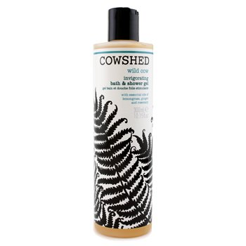 Cowshed Wild Cow Invigorating Bath & Shower Gel  300ml/10.15oz