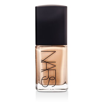NARS Base Maquillaje Brillo Transparente - Mont Blanc  30ml/1oz