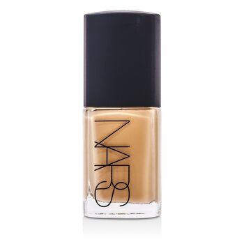 NARS Rozświetlający podkład w płynie Sheer Glow Foundation - Punjab (Medium 1 - Medium with Golden, Peachy Undertone)  30ml/1oz
