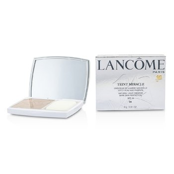 Lancôme Pó compacto Teint Miracle Natural Light Creator Compact  SPF 15 - # 04 Beige Nature  9g/0.31oz