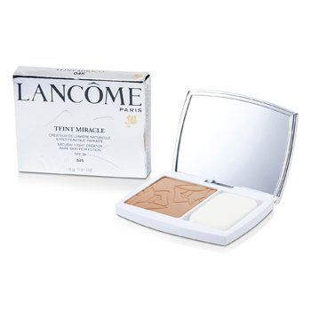 Lancôme Pó compacto Teint Miracle Natural Light Creator Compact  SPF 15 - # 045 Sable Beige  9g/0.31oz
