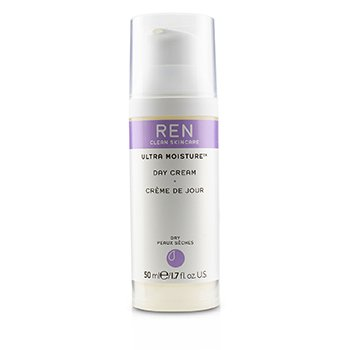 Ren Ultra Moisture Day Cream (For Dry Skin)  50ml/1.7oz
