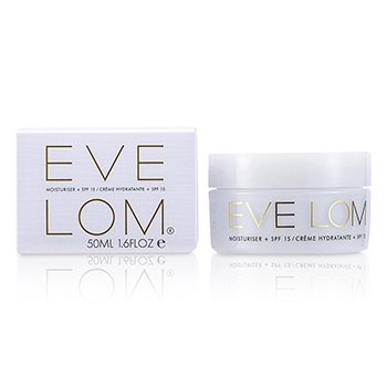 Eve Lom Moisturiser + SPF 15  50ml/1.6oz