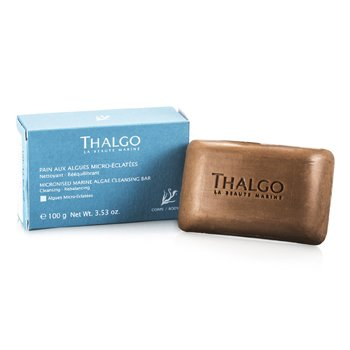 Thalgo صابون تمیزکننده پوست حاوی جلبک دریایی  100g/3.53oz