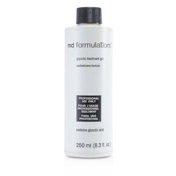 MD Formulations Glycolic Treatment Gel (Salon Size)  250ml/8.3oz
