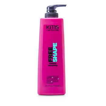 KMS California Free Shape Shampoo (Manageability & Pliability)  750ml/25.3oz