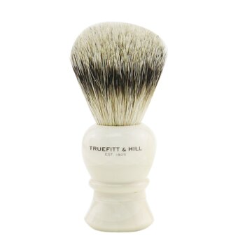 Truefitt & Hill Regency Super Badger Brocha Afeitado- # Ivory  -