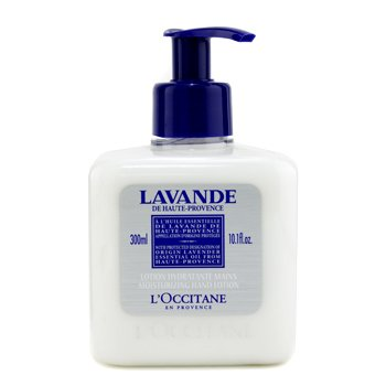 L'Occitane Lavender Harvest Moisturizing Hand Lotion ( Nova embalagem  )  300ml/10.1oz