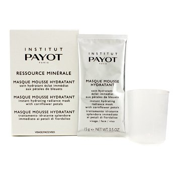 Payot Hydra Masque Coffret: Masque Mousse Hydratant (Face) 15g + Measuring Cup  5x15g/0.5oz