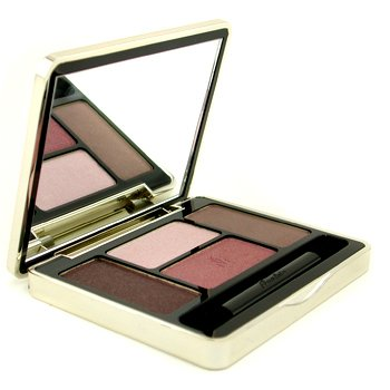 Guerlain Paleta czterech cieni do powiek Ecrin 4 Couleurs Long Lasting Eyeshadow - #04 Les Bois De Rose  7.2g/0.25oz
