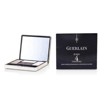Guerlain Ecrin 4 Couleurs Long Lasting Eyeshadow - #08 Les Perles  7.2g/0.25oz
