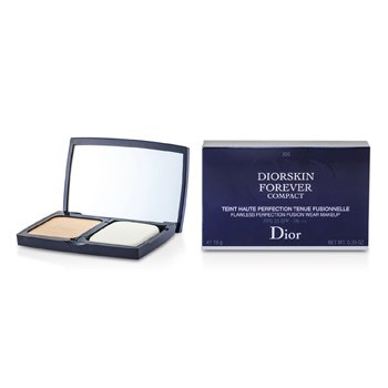 Christian Dior Diorskin Forever Compact Flawless Perfection Fusion Wear Maquillaje SPF 25 - #020 Light Beige  10g/0.35oz