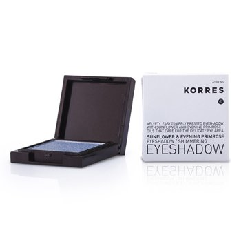 Korres Sunflower & Evening Primrose Sombra de Ojos - # 84S Sky Blue  1.8g/0.06oz