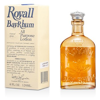 Royall Fragrances Royall BayRhum All Purpose Lotion Spray  120ml/4oz