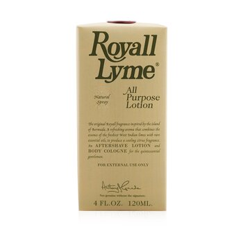 Royall Fragrances Royall Lyme Loción Vap. Multiusos  120ml/4oz