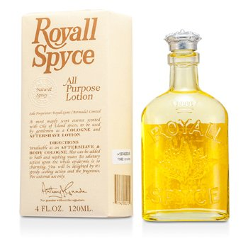 Royall Fragrances Royall Spyce Loción Vap. Multiusos  120ml/4oz