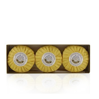 Roge & Gallet Bois d' Orange  Jabones perfumados   3x100g/3.5oz