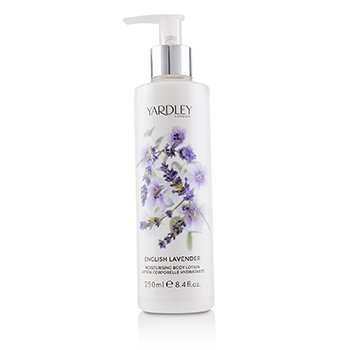Yardley English Lavender Moisturising Body Lotion  250ml/8.4oz