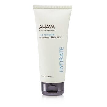 Ahava Time To Hydrate Mascarilla Cremosa Hidratante  100ml/3.4oz