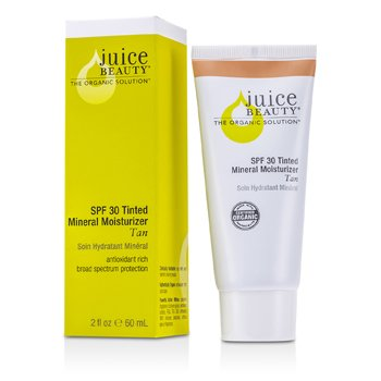 Juice Beauty SPF 20 Hidratante Mineral Tintado - Tan  60ml/2oz