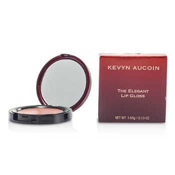 Kevyn Aucoin The Elegant Lip Gloss - # Anastasia (Cool  Pink)  3.65g/0.13oz